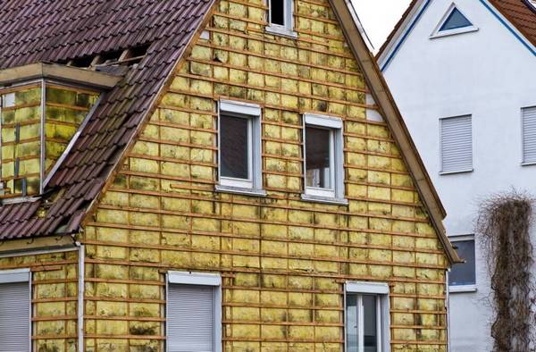 Акты на скрытые работы на утепление фасад